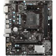 MSI Moederbord AMD MSI B450M-A PRO MAX