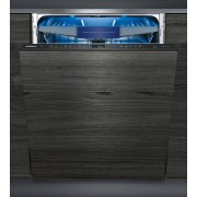 Siemens SN658D02MG Built In Fully Integrated Dishwasher - Black
