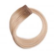 Rapunzel® Extensions Naturali Quick & Easy Original Liscio R7.3/10.8 Cendre Ash Blonde Root 50 cm