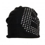 FASHIONDESIGN berretto rasta con borchie