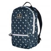 Brabo Fun Flamingo Backpack - blauw