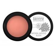Lavera Dekor Mousse krémes arcpír, 45 g - 02 Soft Cherry