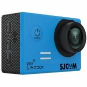 Camara de accion deportiva SJCAM SJ5000X Elite Wi-Fi Ultra HD 4K - Azul