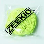 Zeekio Yo-yo Strings - 1 Ten Pack of 100 Polyester YoYo String - Neon Yellow