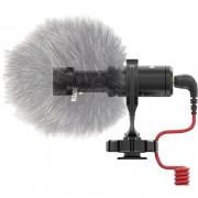 RODE Microphones VIDEO MICRO mikrofon za kamere Način prijenosa:žičani uklj. kabel, uklj. vjetrobran, adapter za brzu montažu