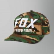 Fox Triple Threat Flexfit Keps Camo