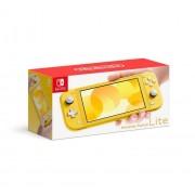 consola nintendo switch lite 32gb amarillo