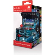dreamGEAR 200in1 Mini Arcade Retro Machine 17 cm