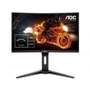 AOC Monitor Gaming Curvo AOC C24G1 (24'' - 1 ms - 144 Hz)