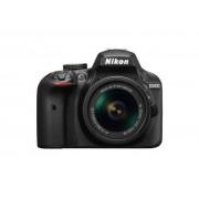 Nikon D3400 DSLR Camera 18-55mm AF-P DX Lens - Black