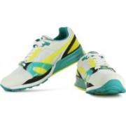 Puma Puma Trinomic XT 2 PLUS Sneakers For Men(White, Yellow, Multicolor)