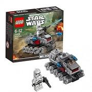 Lego Star Wars Clone Turbo Tank, Multi Color