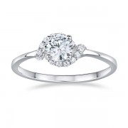 Silvego Stříbrný prsten JULIETTE s Brilliance Zirconia - FNJSM049