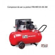 Compresor de aer cu piston FINI MK103-90-3M