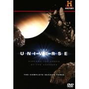 The Universe: The Complete Season Three [4 Discs] [DVD]