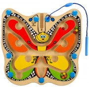 Hape-Wooden Color Flutter Butterfly