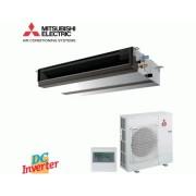 Duct Mitsubishi Electric 38000 BTU inverter PEAD-RP100JALQ + PUHZ-P100VHA3