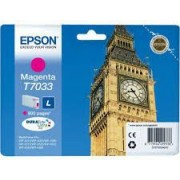 Epson ink T7033 magenta, za Workforce Pro WP-4000/4014dn/4015dn/4095dn