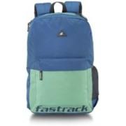 Fastrack A0730NBL02 30 L Laptop Backpack(Blue, Green)