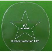 Película de proteção da borracha