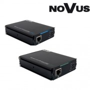 SET EMITATOR RECEPTOR PENTRU VIDEO TRANSMISIE NOVUS NV-202VIP