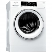 Masina de spalat rufe Whirlpool Supreme Care FSCR 80423, 6th Sense, 8 kg, 1400 rpm, A+++ -10%, Touch Control, Direct Drive, Alb