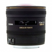 Sigma 4.5mm F2.8 EX HSM fisheye Obiectiv pentru Nikon DX