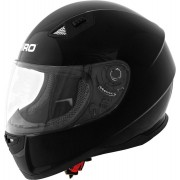 Shiro SH-881 Solid Casco Negro XS (53/54)