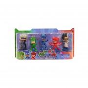 PJ Masks - Set De 5 Figuras