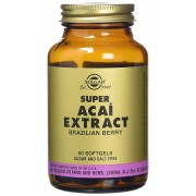 Solgar Super Acai Extract 150 mg Softgels, 50