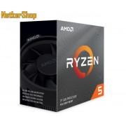 AMD Ryzen 5 3600 AM4 3.6GHz 6 magos dobozos Processzor CPU (3 év garancia)