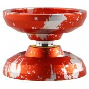 Aleación Yoyo Profesional MAGICYOYO K9 - Red + Silver