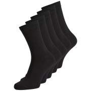 JACK & JONES 5-pack Classic Socks Man Svart