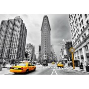 Puzzle Educa - Flatiron Building, New York, 1000 piese, include lipici puzzle (17111)