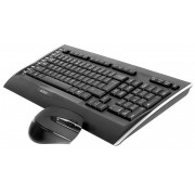A4TECH Zestaw A4TECH Wireless Desktop 9300F