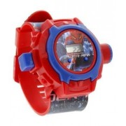 Kids Favourite Spiderman 24 character Projector Band For Kids, Children