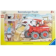 Ravensburger My Excavator Jigsaw Puzzle (15 Piece)