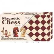 JGG Jain Gift GalleryMagnetic Chess (Small)Mind Power Game for Kid /Increase IQ/Concentration Confidence/Memory Skills