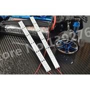 Generic 5Set Falcon LED*24 Dash Lights For 1/8 1/10 Scale Models RC Car 12V-6V Nitro Electric Monster Truck Buggy HSP 94122 94123 SAKURA