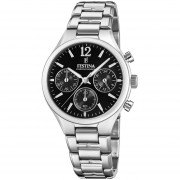 Reloj F20391/4 Plateado Festina Mujer Boyfriend Collection Lotus