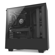 NZXT H500 Overwatch ATX Mid Tower Chassis koos 2 x 120 mm Aer F case versioon fans