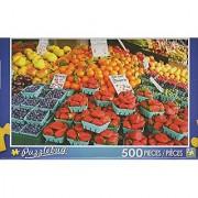 Puzzlebug 500 - Fresh Market Fruit Stand