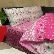 Спално бельо LITTLE FLOWERS - 100% Памук