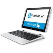 """HP x2 10-p001nm Atom X5-Z8350 QC/10.1""""HD Touch/4GB/128GB EMMC/HD 400/Win 10 Home/White (2EN84EA)"""