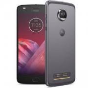 Смартфон Motorola Moto Z2 Play 64GB, Dual SIM, Сив