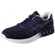 Asics Men's Fuzex Countrypack Indigo Blue, True Red and White Running Shoes - 9 UK/India (44 EU)(10 US)