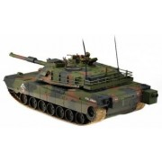 Tanc Abrams M1A1 1 16 Cu telecomanda 27MHz cu telecomanda
