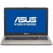 "Laptop ASUS VivoBook X541UA-GO1373 (Procesor Intel® Core™ i3-7100U (3M Cache, 2.40 GHz), Kaby Lake, 15.6"", 4GB, 500GB, Intel® HD Graphics 620, DVD-RW, Endless OS, Negru Ciocolatiu)"