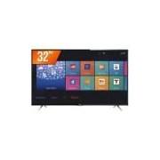 Smart TV LED TCL 32 Wi-fi Hd 2 Usb 3 Hdmi Preto 32S4900