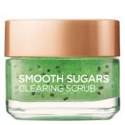L'Oreal Paris Hudpleie L'Oréal Paris Smooth Sugar Scrub Clearing Kiwi (50 ml)